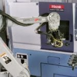 CNC Load and Unload Systems | MESH Automation